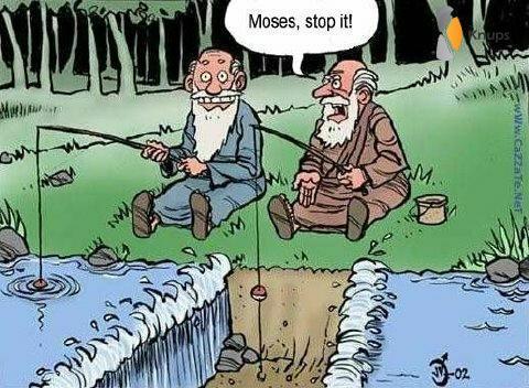 mozes, stop ermee!