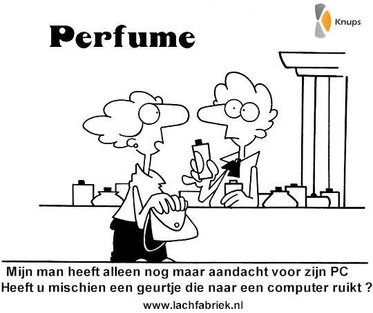 computer parfum