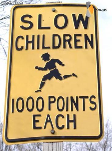 1000 punten per kind