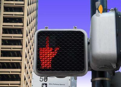 rood middelvinger stoplicht