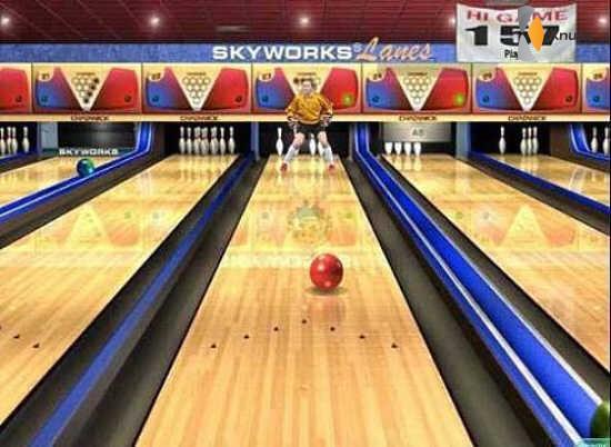 bowling keeper