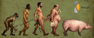 evolutie van de mens