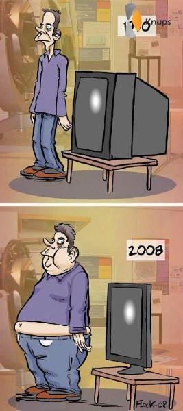 vroeger en nu