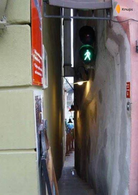 erg nuttig stoplichtje