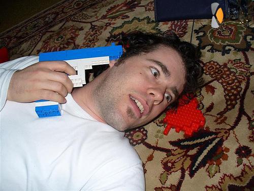 lego geweer