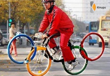 olympische fietst